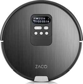 Zaco V85 Robot Vacuum Cleaner Black