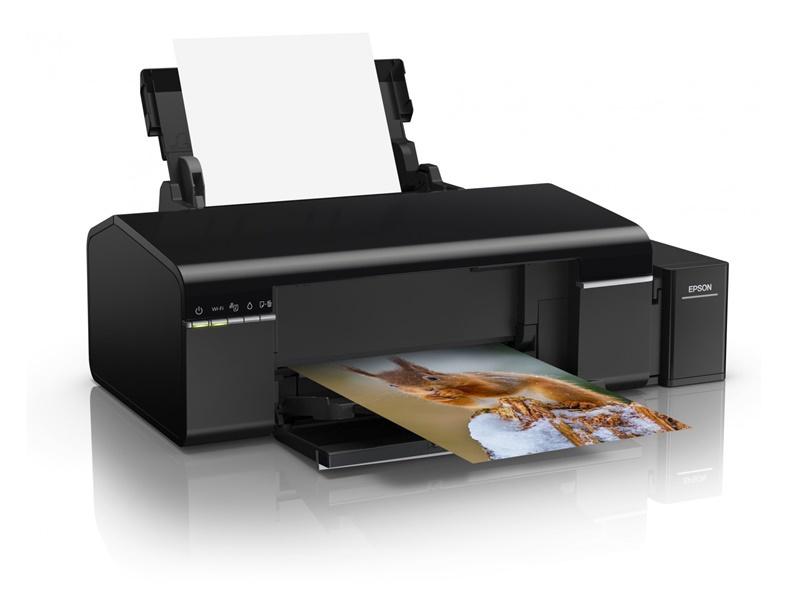Printeris Epson L805, krāsains