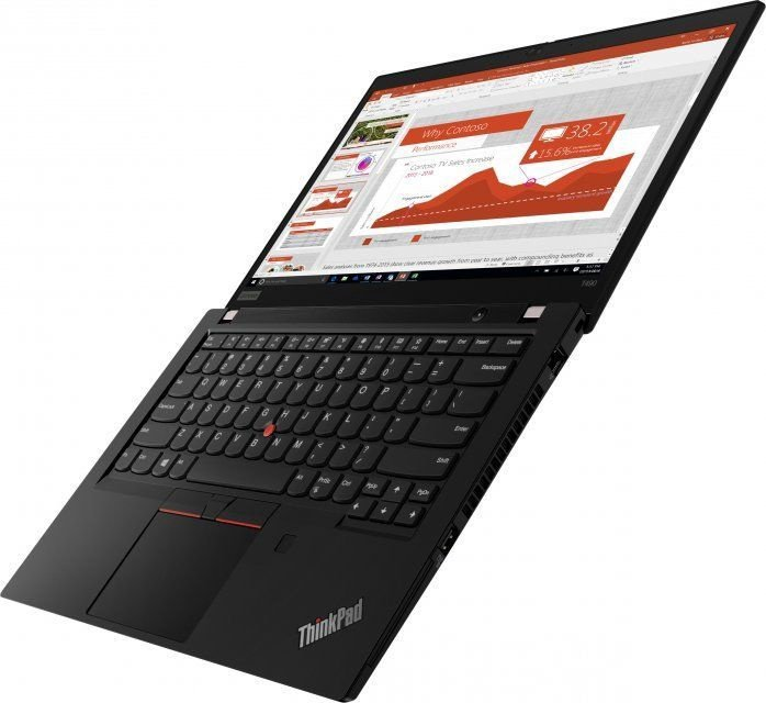 Lenovo ThinkPad T490 Black 20N2006EPB PL