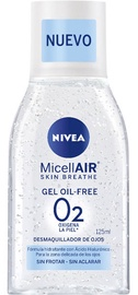 Nivea Micell Air Gel Eye Makeup Remover 125ml