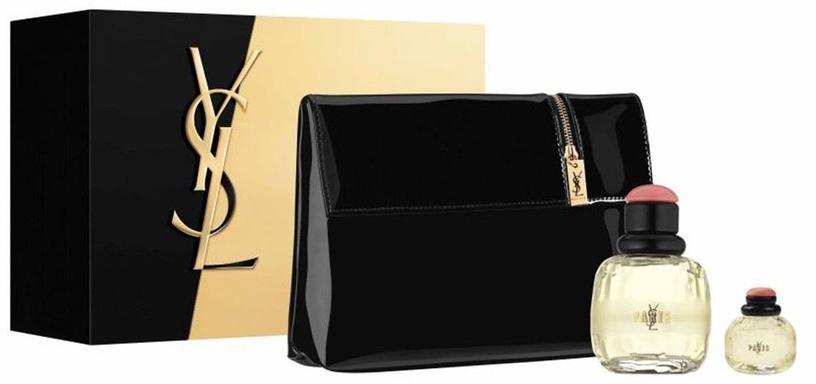 Yves Saint Laurent Paris 75ml EDT + 7.5ml EDT + Cosmetic Bag