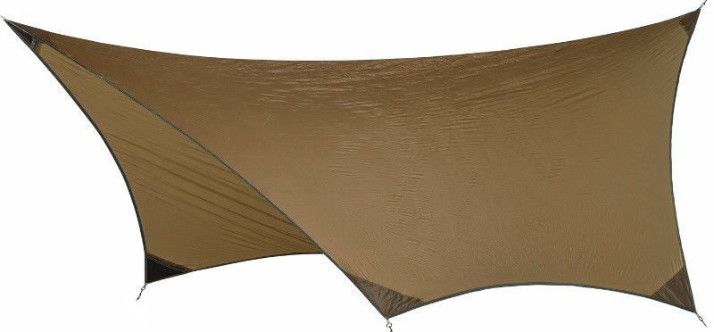 Amazonas Traveller Tarp Brown 340x168cm