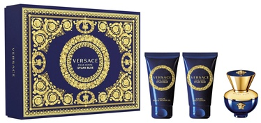 Набор для женщин Versace Dylan Blue Femme 3pcs Set 150 ml EDP