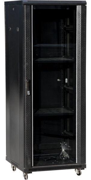 "A-LAN Rack Cabinet 19"" 42U SS-42U-600-800-01-C"