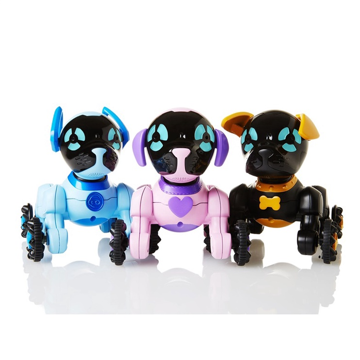Rotaļlieta Chippies ROBOTS 2804 (WOWWEE)
