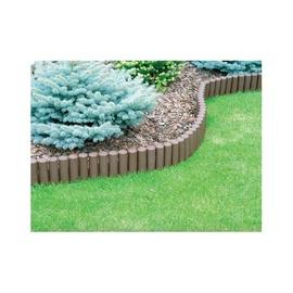 Tvorelė Garden, plastikinė, ruda, 2.3 m ilgio
