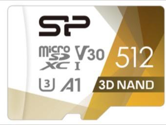 Карта памяти Silicon Power Superior Pro, 512 GB