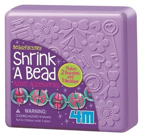 4M Shrink A Bead Aztec Accessories 4697