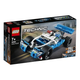 Konstruktorius Lego Technic 42091, nuo 7 m.