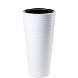 Plastikinis vazonas Sahara Slim, Ø40 cm