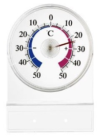 TFA Outdoor Thermometer 100x70mm