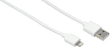 Hama Lightning To USB Cable 1m White