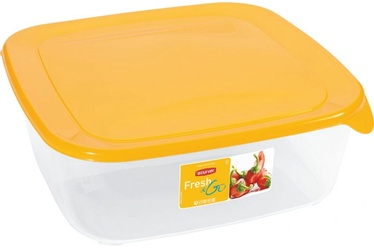 Curver Food Container Square 2,9L Fresh&Go Yellow