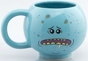 Rick and Morty Mr Meeseeks 3D Cup