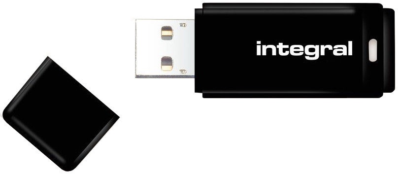 Integral USB Black 16GB
