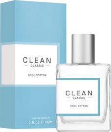 Parfüümvesi Clean Classic Cool Cotton 60ml EDP