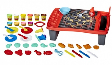 Hasbro Play-Doh Kitchen Creations Grillin Playset