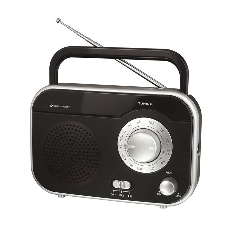 RAADIO TR410SW SOUNDMASTER MUST