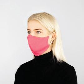 Daugkartinė veido kaukė, rožinė