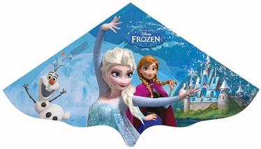 Pūķi Gunther Kite Single Line PE Foil Frozen Elsa 1220