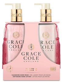 Grace Cole Ginger Hand Care Duo 300ml Warm Vanilla & Sandalwood