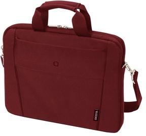"Dicota Slim Case Base 15-15.6"" Red"