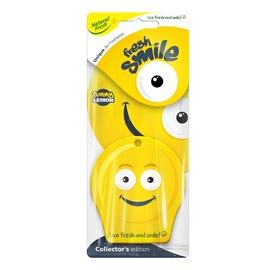 Automobilių oro gaiviklis Natural Fresh Funny Lemon