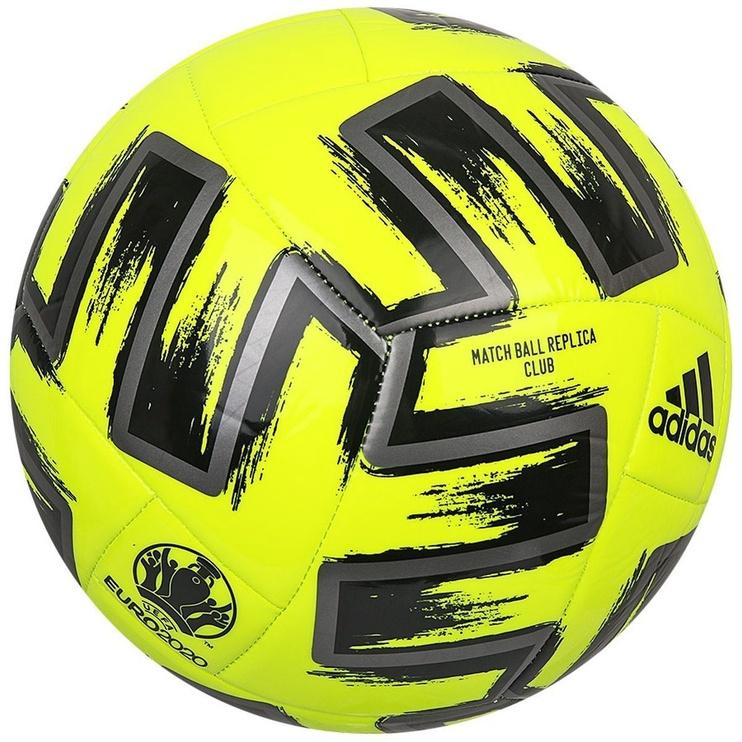 Adidas Uniforia Club Ball Yellow/Black Size 5