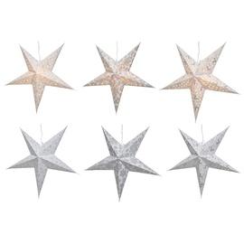 Dekoracija žvaigždė led 484264 60cm