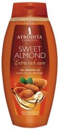 Afrodita Shower Gel Sweet Almond 250ml