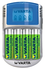 Varta AA/AAA LCD Charger With AA 2600mAh x4