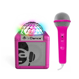 Bluetooth skaļrunis iDance + mikrofons