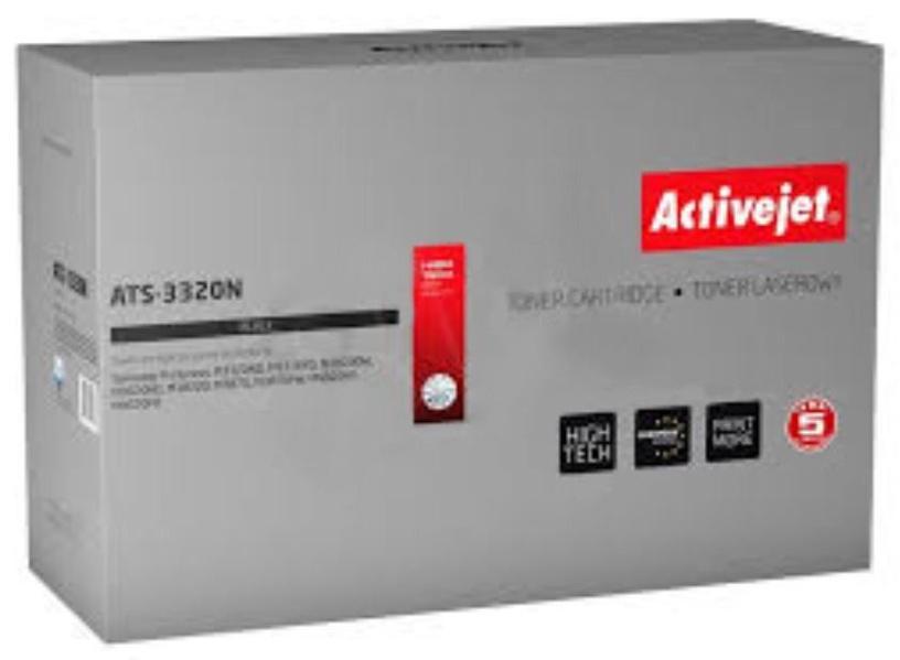 Lazerinio spausdintuvo kasetė ActiveJet Toner 10000p Black Samsung