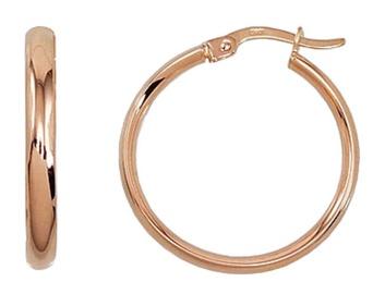 Diamond Sky Gold Earrings Menora VII