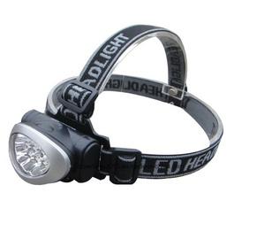 Vagner SDH Hedlamp SDH SD-3318 Silver Black