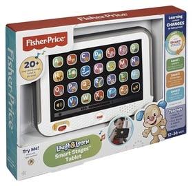 Žaislinis planšetinis kompiuteris Fisher Price Laugh & Learn DLM39, LV