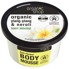 Organic Shop Body Mousse Bali Flower 250ml