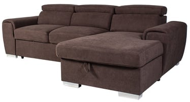 Home4you Corner Sofa Elba RC 28517 Brown