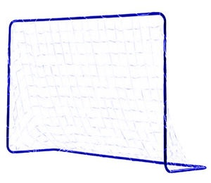 Acito Goal With Net 180x120x60cm Blue