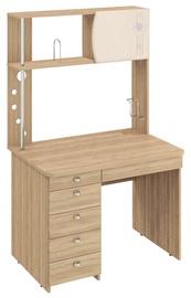 DaVita Orion 8.10 Desk Sonoma Oak