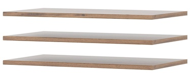 Szynaka Meble Shelfs Livorno 81 Wotan Oak 3pcs