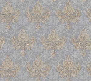 Обои As Creation Charme 374091, виниловые, серый