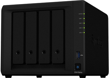 Synology DiskStation DS418play 24TB