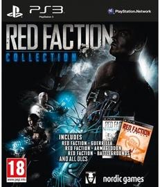 Red Faction Collection: Guerilla, Armageddon, Battlegrounds Incl. All DLC's PS3