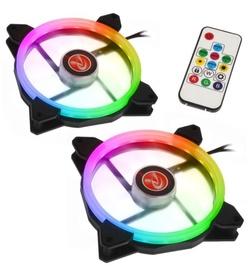 Raijintek IRIS 14 Rainbow RGB LED