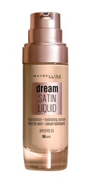 Maybelline Dream Satin Liquid Foundation SPF13 30ml 30