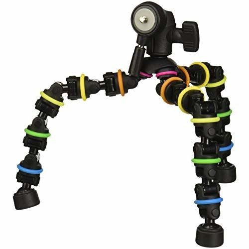 Polaroid Snap And Wrap Flexi Color Tripod