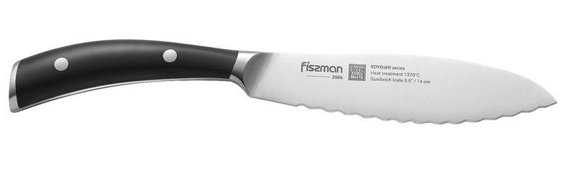 Fissman Koyoshi Sadnwich Knife 14cm