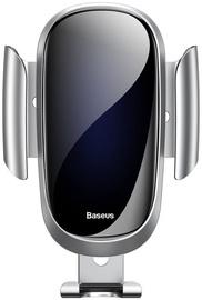 Baseus Future Gravity Car Mount Silver