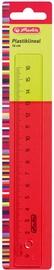 Lineālis Herlitz 8700601, 16 mm